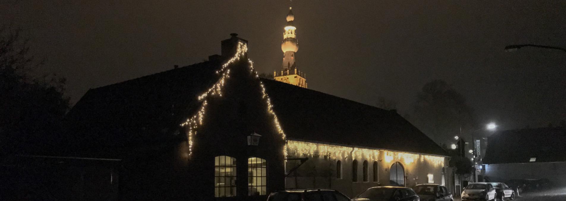 Bierbrouwerij De Roos wenst u een feestelijke winter!